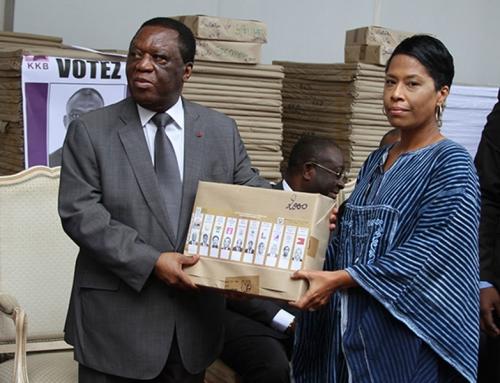 Election Présidentielle 2015 : La CEI a remis la liste électorale définitive…
