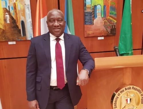 Participation de l'Ambassade de Côte d'Ivoire à la Journée de l'Afrique, le 25 mai 2018