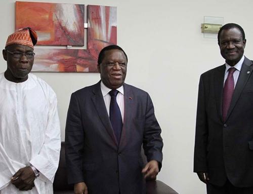 Olusegun Obasanjo (Observateur de la CEDEAO) : « Les élections vont refléter la volonté du peuple »