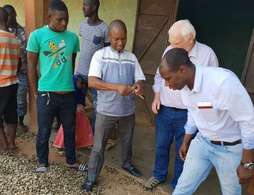 MISSION DE PROSPECTION ECONOMIQUE DE L'ENTREPRISE RIELA EN COTE D'IVOIRE, 20-25 AVRIL 2018