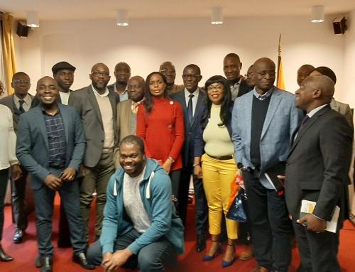 Mise en place de la Commission Électorale de la Représentation Diplomatique (CERD) de Côte d'Ivoire en Allemagne